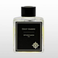 Deep Ambre - Reed Diffuser