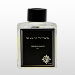 Seaside Cotton - Reed Diffuser